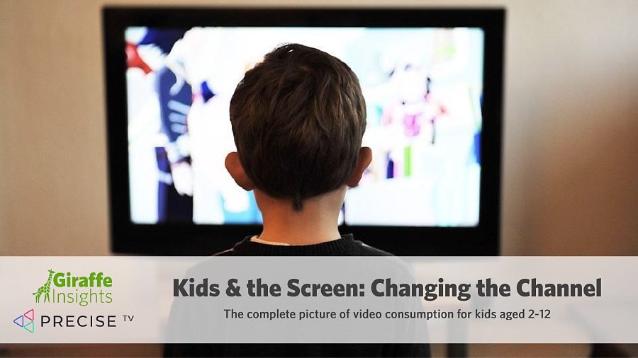 Kids and the Screen Study Guide Cover